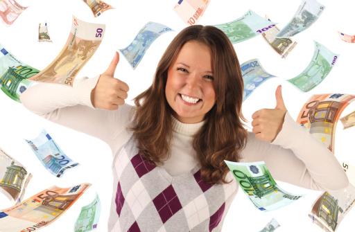 Direct 500 euro lenen ondanks een negatieve BKR